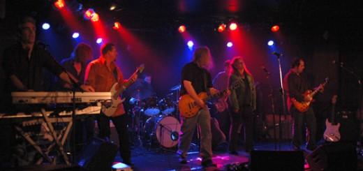 Live @ Hard Rock Cafe, by John Davidson, Toronto, Ontario